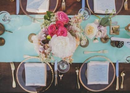 Esküvői dekor inspiráció